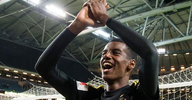 AIK-talangen utsedd till månadens spelare i september