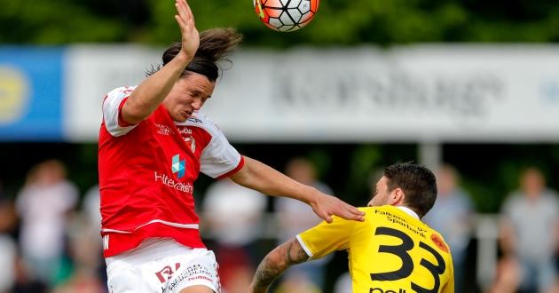 Han är maj månads spelare i Allsvenskan