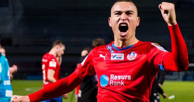 Helsingborg har fått upp ångan - Larsson JR stor hjälte