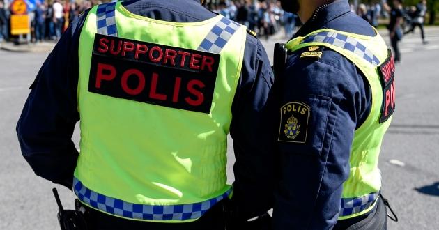 Unikt då Fotbollssverige och polisen står enade