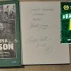 Buda hem boken till förmån för Hammarby mot mobbning